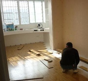 告诉你宜宾木地板施工有哪些技术要领?